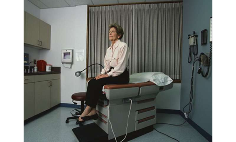 Number of women seeing obstetrician-gynecologists drops