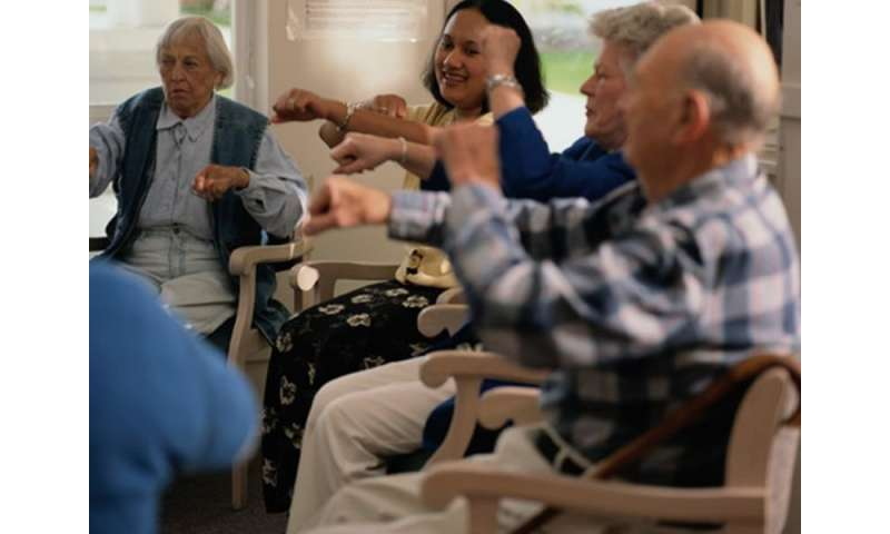 Nursing home use up with cognitive impairment category