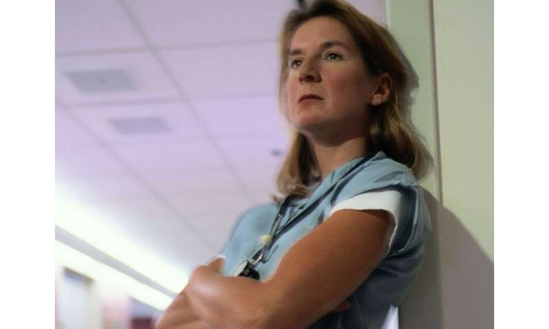 Nursing students report that bullying is common