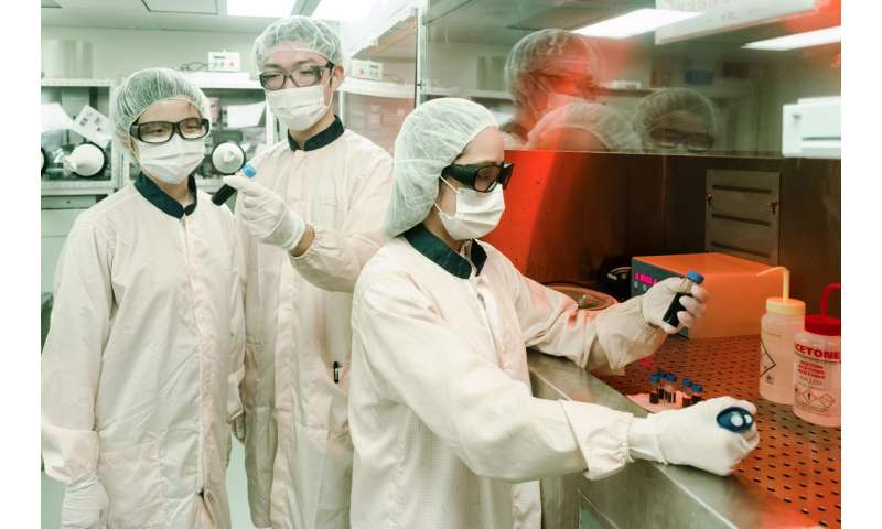 NUS researchers achieve major breakthrough in flexible electronics