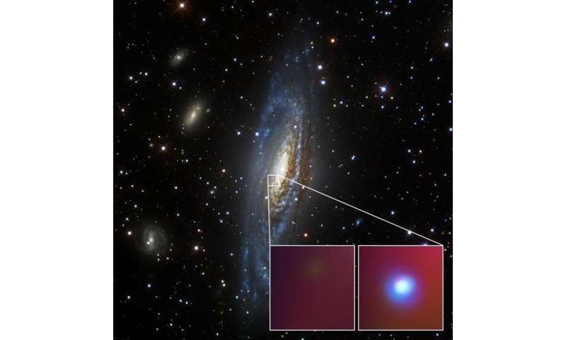 NuSTAR finds new clues to 'chameleon supernova'