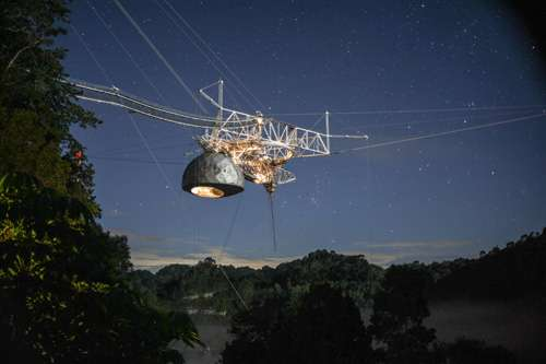 Observations cast new light on cosmic microwave background