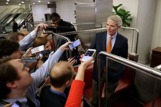 Ohio Senator Rob Portman's bill aims to curb human trafficking by holding websites accountable for illegal activity, but critics