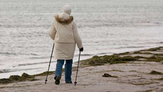 Older adults with arthritis need just 45 minutes of activity per week