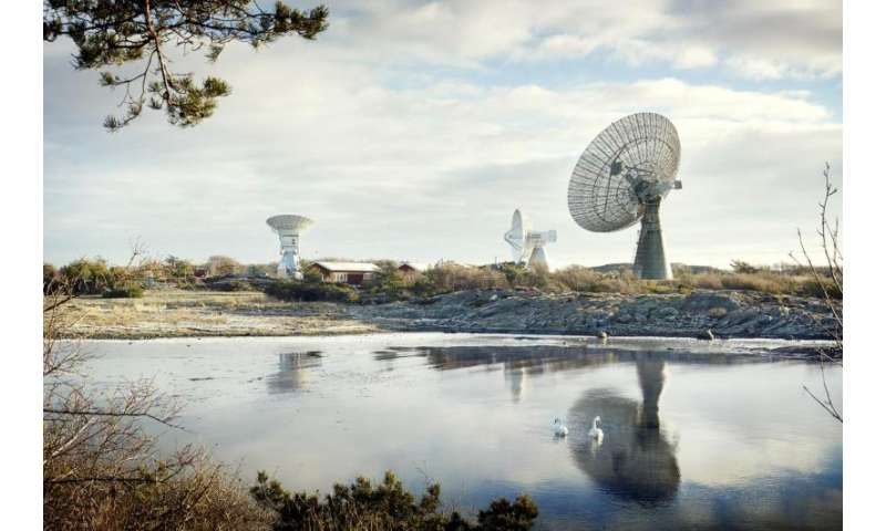 Onsala Twin Telescopes ready for the world