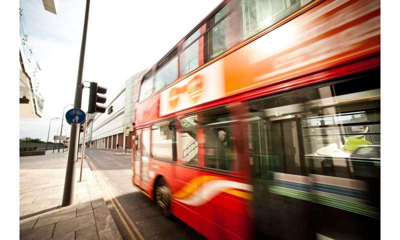 Over 60s not using public transport despite health benefits
