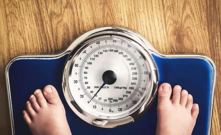 Overweight mothers underestimate their children's weight