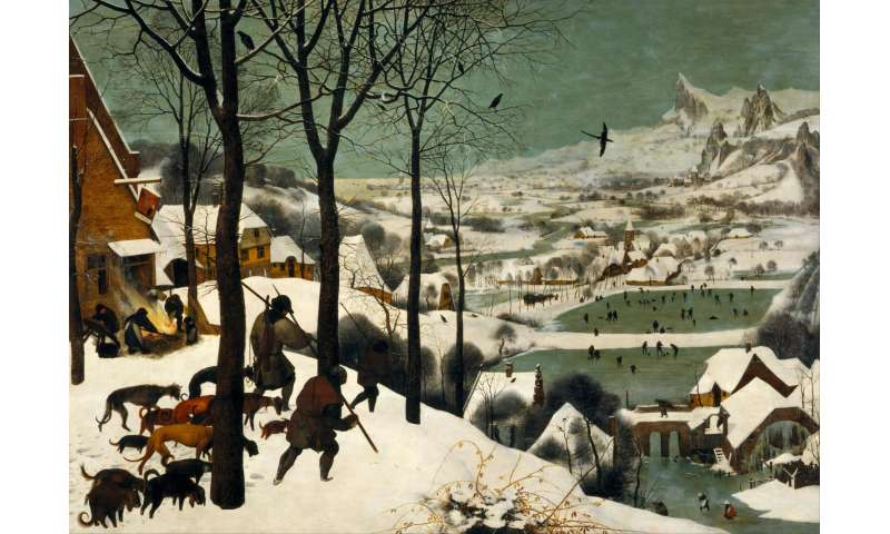 Paintings, sunspots and frost fairs: Rethinking the Little Ice Age