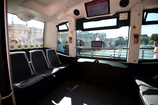 Paris experiments with driverless buses (Update)
