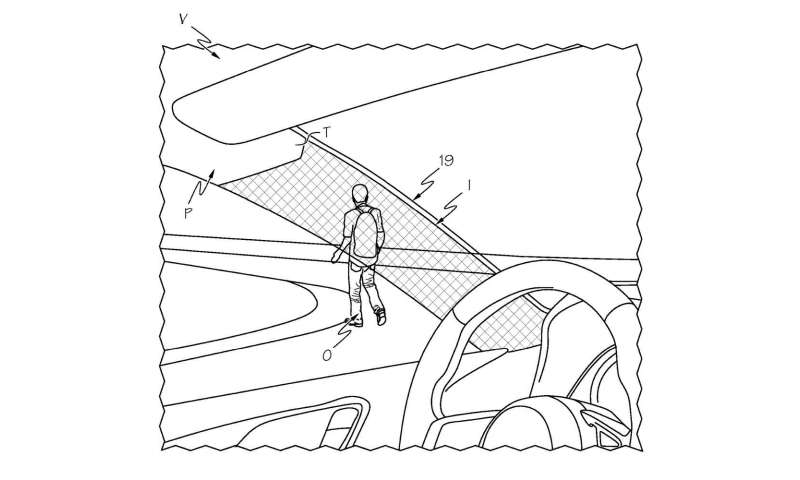 Patent talk: Making car pillars seem transparent explored by Toyota