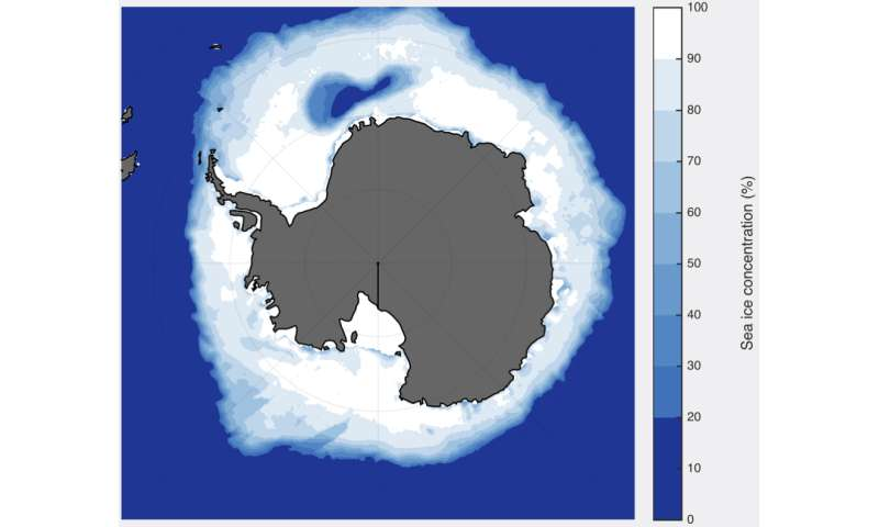 Penn: How openings in Antarctic sea ice affect worldwide climate