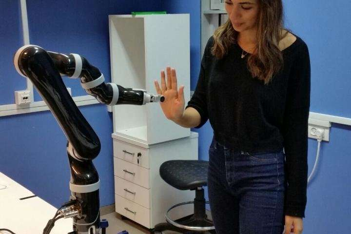 Personalizing human-robot interaction may increase patient use - Ben-Gurion U.