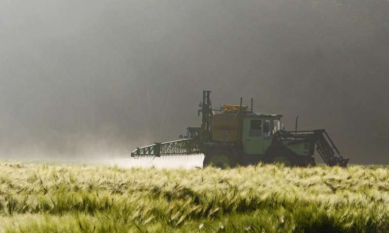 Workplace exposure to pesticides, metals linked to heart disease risk