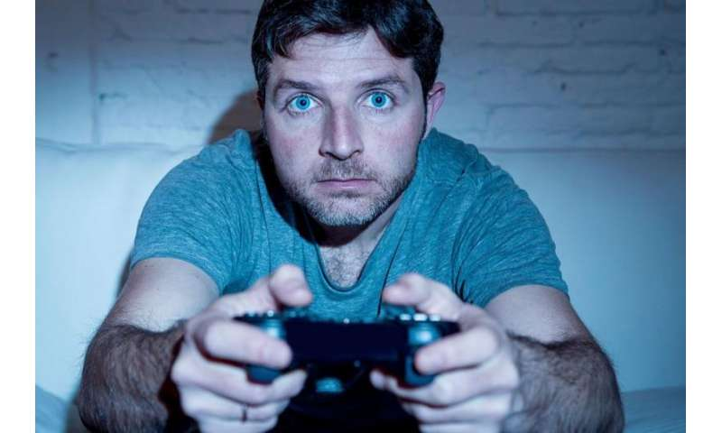 how video games affect the brain negatively