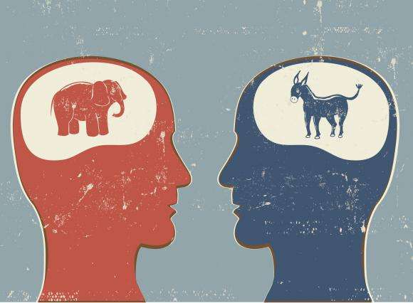 Political polarization? Don't blame the web, study says