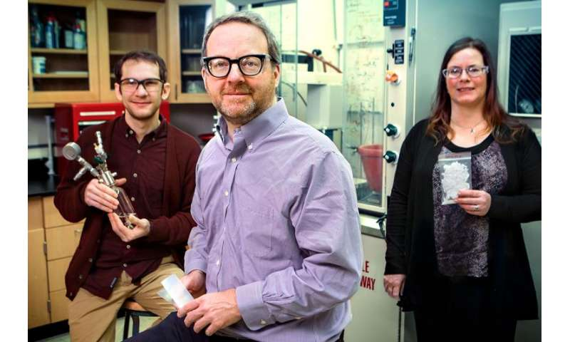 Polymer additive could revolutionize plastics recycling