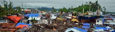 Poorer communities need empowering in order to become more resilient to natural disasters