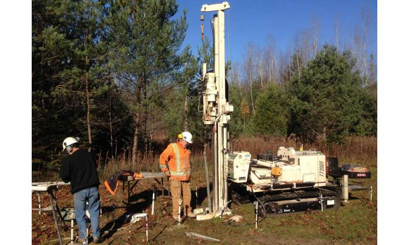 Potentially explosive methane gas mobile in groundwater, poses safety risk: U of G study