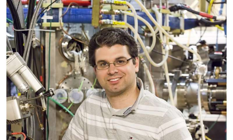 PPPL researchers demonstrate first hot plasma edge in a fusion facility