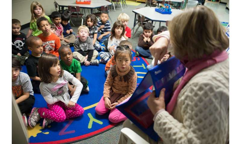 Preschool teachers need better training in science