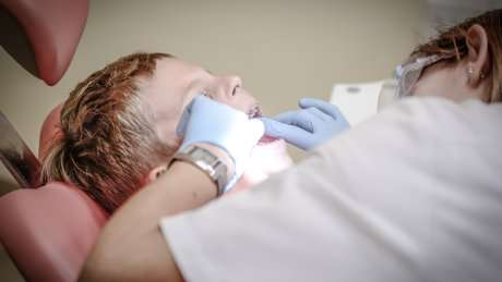Preventing tooth decay in children