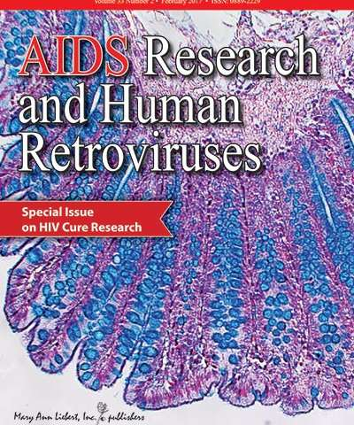 Progress toward HIV cure highlighted in issue of AIDS Research & Human Retroviruses