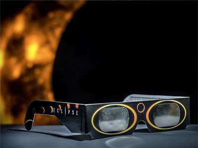 Protect your eyes from long term damage while viewing the eclipse