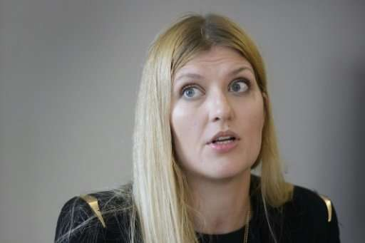 """Nuclear weapons have the risk of literally ending the world,"" ICAN chief Beatrice Fihn has warned"
