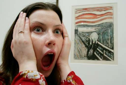 """The Scream"" is globally famous but there are several different hypotheses as to its inspiration"