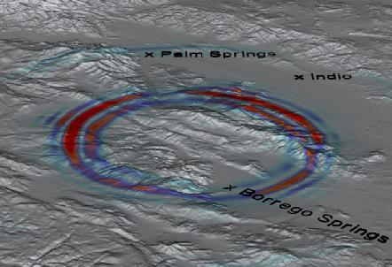 Record-setting seismic simulations run on the Cori supercomputer