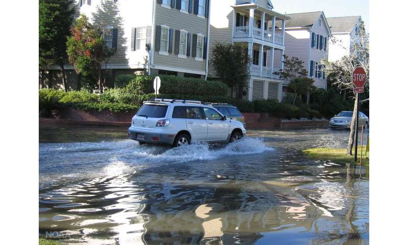 Regional sea-level scenarios will help Northeast plan for faster-than-global rise