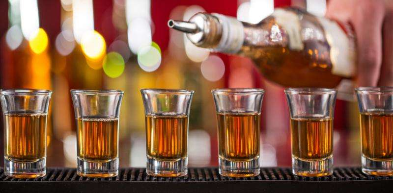 Regular pub binge drinkers are more likely to be violent