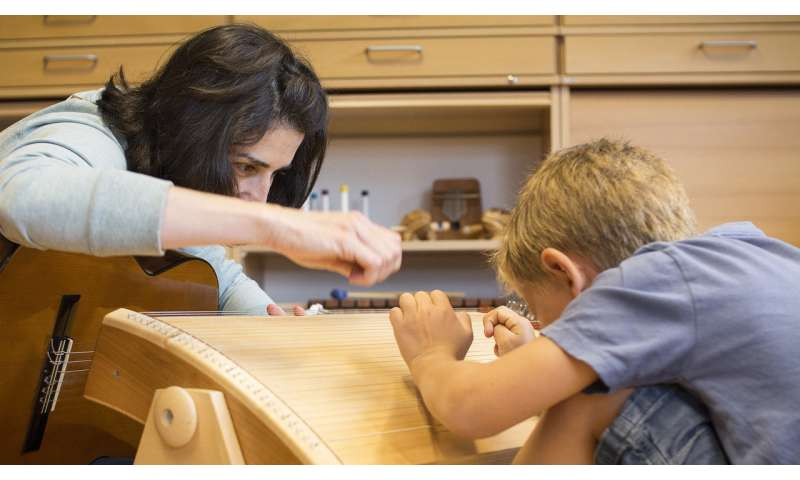 Relational factors in music therapy can contribute to positive outcome for children with autism