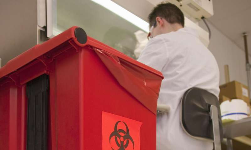 Report recommends ways to improve response to toxic inhalation disasters