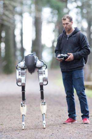 Research aims to revolutionize robot mobility