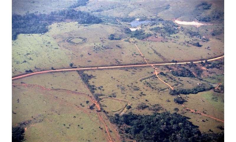 Research on the meaning of ancient geometric earthworks in southwestern Amazonia