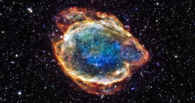 Research reinforces role of supernovae in clocking the universe