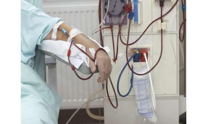 Risk of ESRD in T1DM patients has fallen markedly in finland