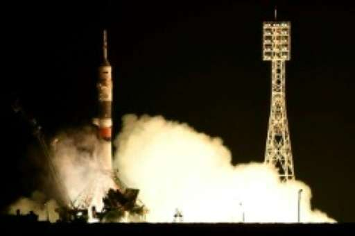 Russia uses the Baikonur cosmodrome in Kazakhstan to launch its space rockets