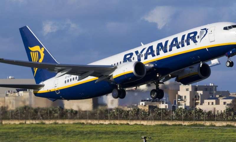 Ryanair random seat allocation is not so random says Oxford University expert