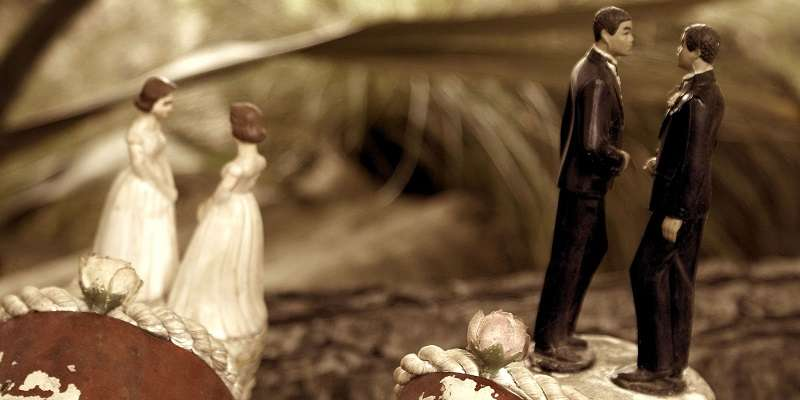 Same-sex couples denied religious marriage ceremonies, study shows