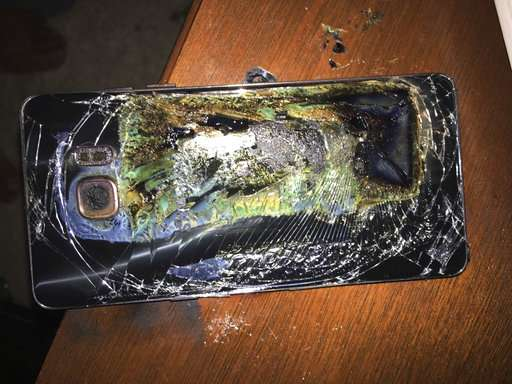 Samsung's fire-prone Note 7 phone may return after recalls