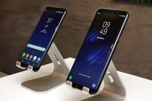006046d13 Samsung s Galaxy S8 phone aims to dispel the Note 7 debacle
