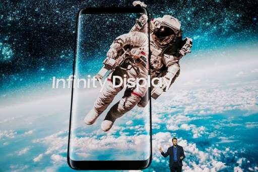 Samsung's new flagship Galaxy S8 smartphone received good reviews when it was unveiled in New York last month. Better-than-expec