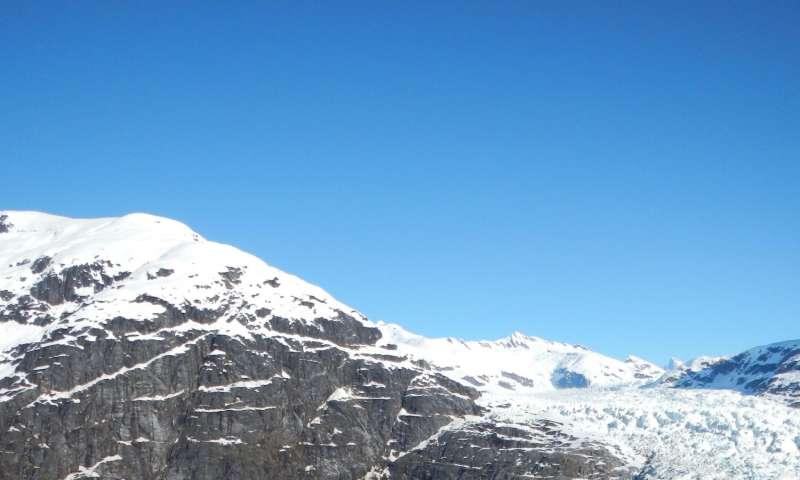 Saying goodbye to glaciers
