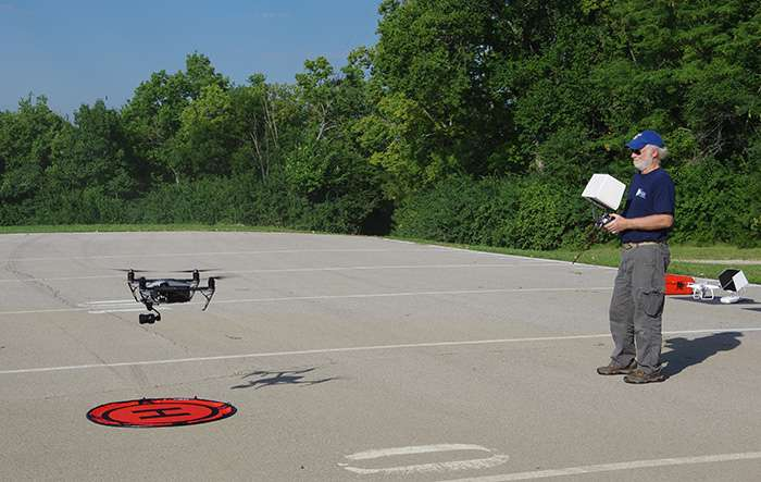 Scholars shed light on 'moving target' of drone regulation in the US