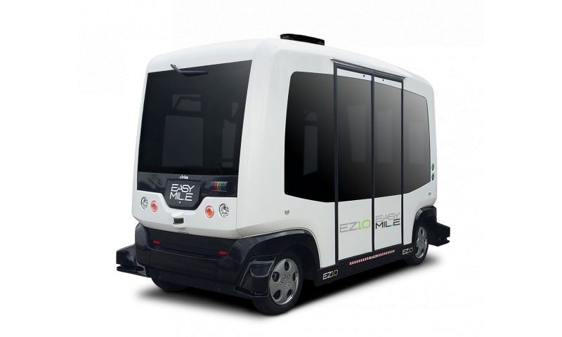 Self-driving bus tryouts could lead way to efficient feeder system for transport needs