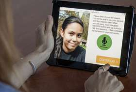 Self-persuasion iPad app spurs low-income parents to protect teens against cancer-causing hpv