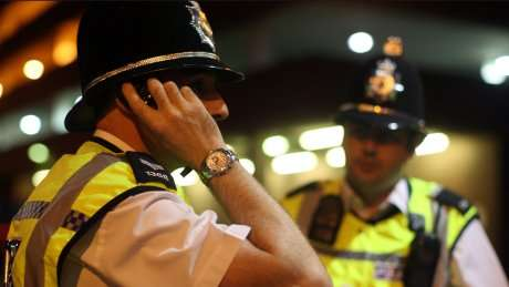 Serious violence in England and Wales drops 10 percent in 2016