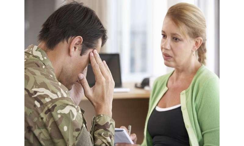 Severe headaches plague vets with traumatic brain injuries